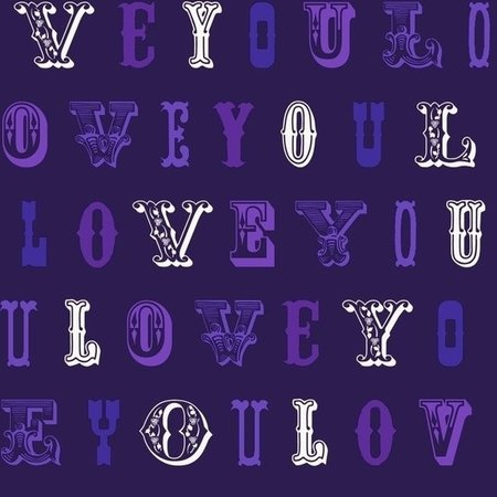Esta Love 136835 Love purple