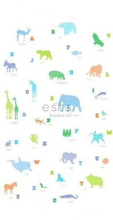 Esta Giggle PhotowallXL Animals 157320