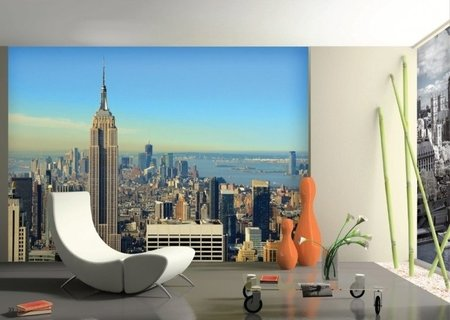 AG Design Fotobehang Manhattan, New York