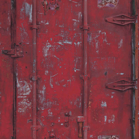 Dutch Exposed Warehouse behang EW3203 Container
