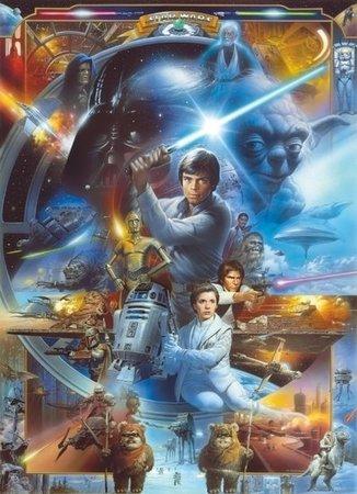 Fotobehang Starwars Luke Skywalker