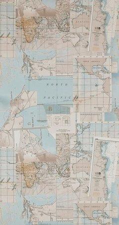 Riviera Maison Oceans 18272  (Met Gratis Perfax Lijm!)