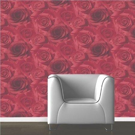 Muriva behang 119502 Rode Rozen