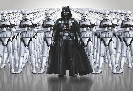 Fotobehang Starwars Imperial Force
