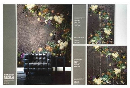 BN Wallcoverings Dutch Masters 30721