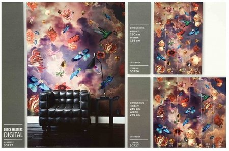 BN Wallcoverings Dutch Masters 30725