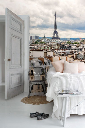 Esta #FAB Paris cityview vlies photowallXL 158810