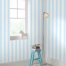 Kids @ Home 5 pastel blue stripe 100097