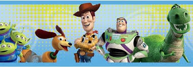Kids @ Home 5 rand toy story DF42155