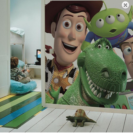 Kids @ Home 5 toy story mural 70-594