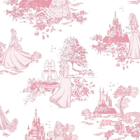 Kids @ Home 5 princess pink toile 70-233