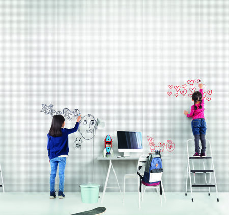 Behang Expresse What's up 2 WU20615 Whiteboard