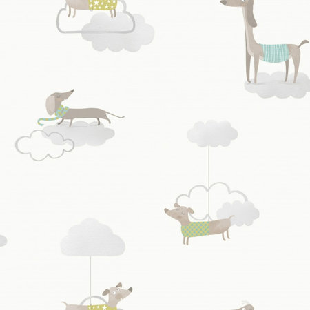 Dutch Wallcoverings Make Believe Walkies 12551