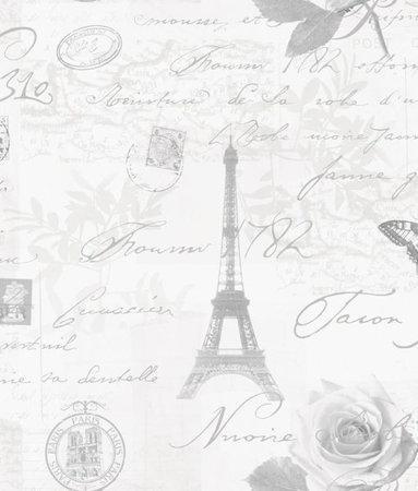 Dutch Wallcoverings Imaginarium Parijs 97752