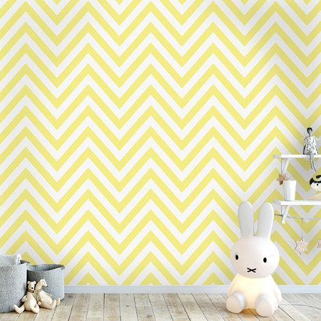 Dutch Wallcoverings Make Believe Chevron 12573