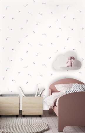 Dutch Wallcoverings Make Believe Shooting Stars 12591