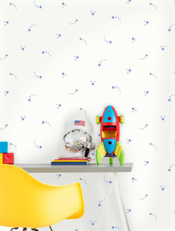 Dutch Wallcoverings Make Believe Shooting Stars 12590