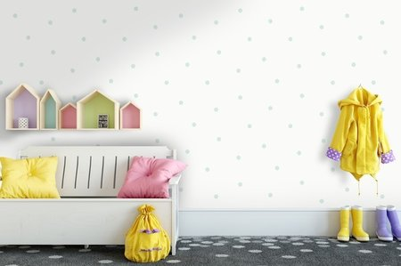 Dutch Wallcoverings Make Believe Dotty glitter 12602