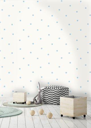 Dutch Wallcoverings Make Believe Dotty glitter 12603