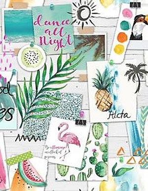 Dutch Wallcoverings Imaginarium Aloha 12150