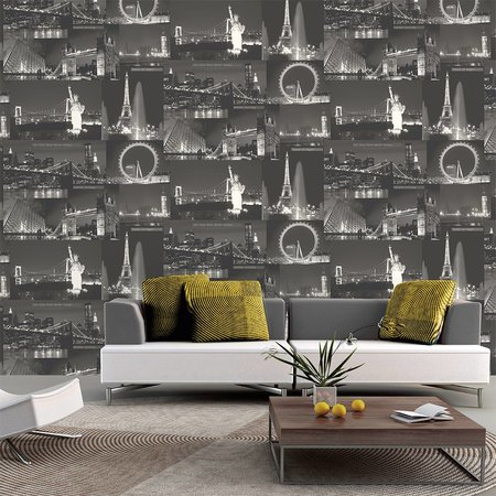 Dutch Wallcoverings Imaginarium Night City 11330