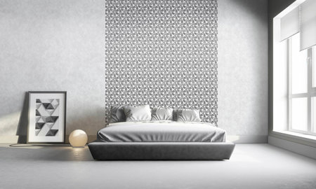 Dutch Wallcoverings Hexagone L522-19