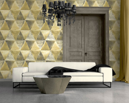 Dutch Wallcoverings Hexagone L625-02
