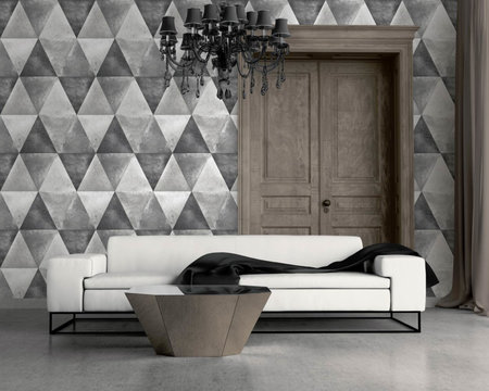 Dutch Wallcoverings Hexagone L625-09