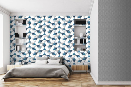 Dutch Wallcoverings Hexagone L575-01