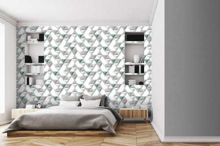 Dutch Wallcoverings Hexagone L575-04