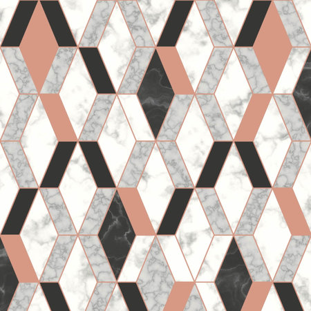 Dutch Wallcoverings Hexagone L638-05