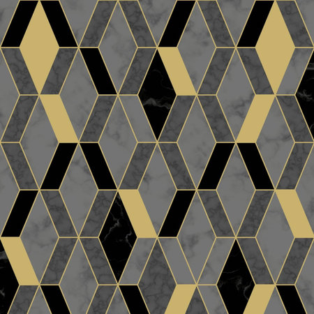 Dutch Wallcoverings Hexagone L638-09