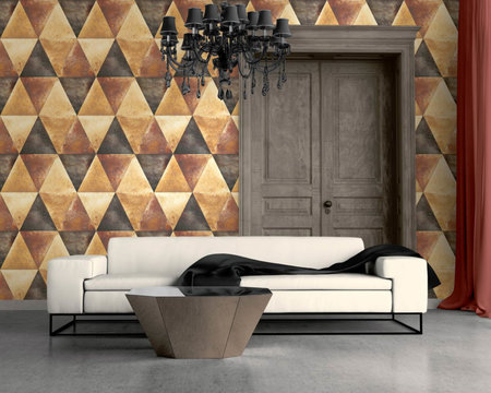 Dutch Wallcoverings Hexagone L625-05