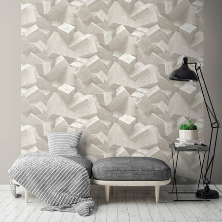 Dutch Wallcoverings Hexagone L505-07