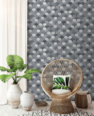 Dutch Wallcoverings Hexagone L591-09
