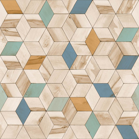 Dutch Wallcoverings Hexagone L593-01