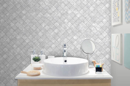 Dutch Wallcoverings Hexagone L449-09