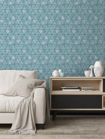 Dutch Wallcoverings Hexagone L617-01
