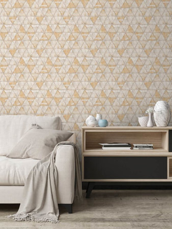 Dutch Wallcoverings Hexagone L617-08