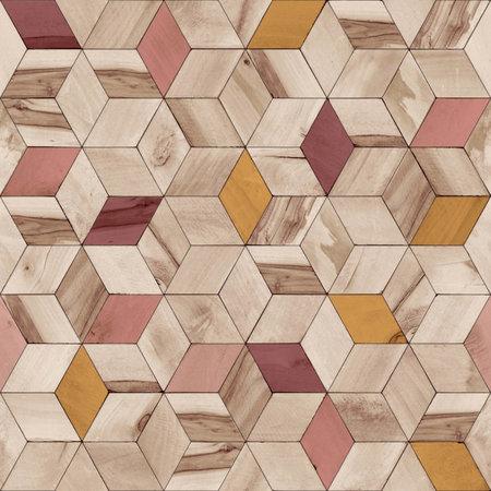 Dutch Wallcoverings Hexagone L593-10