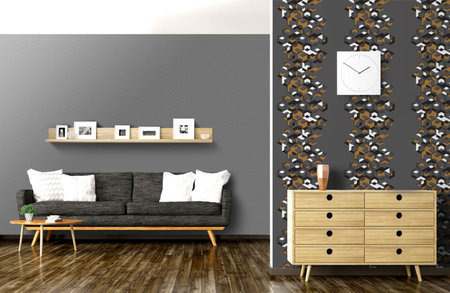 Dutch Wallcoverings Hexagone L577-02
