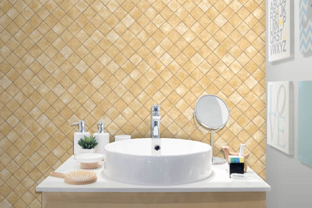 Dutch Wallcoverings Hexagone L449-02