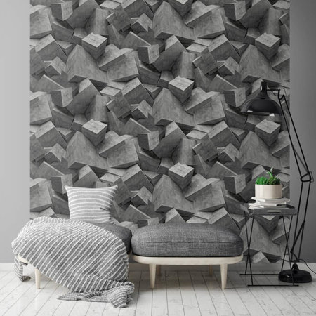 Dutch Wallcoverings Hexagone L505-19