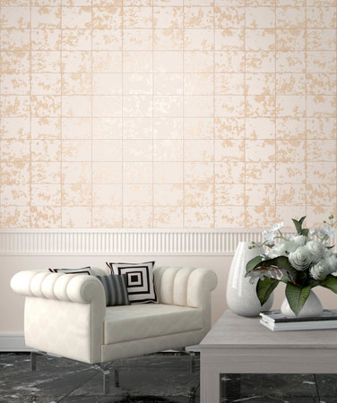 Dutch Wallcoverings Hexagone L626-03