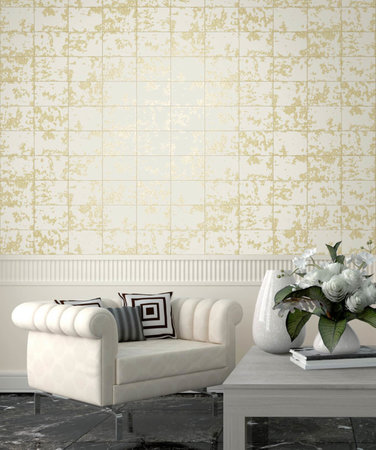 Dutch Wallcoverings Hexagone L626-00