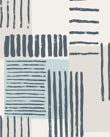 Eijffinger Stripes+ 377131 (Met Gratis Lijm!)