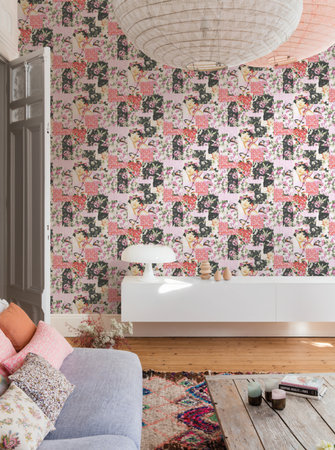 Dutch Wallcoverings Village People VP3001