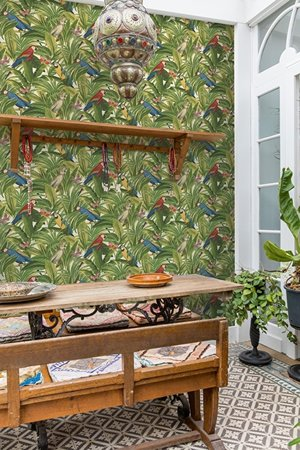 Dutch Wallcoverings Botanical BA2203
