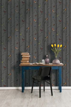 Dutch Wallcoverings Enchanted Garden (Gratis Lijm Toegevoegd) 98960