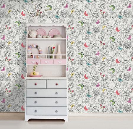 Dutch First Class Enchanted Garden (Gratis Lijm Toegevoegd!) 98910
